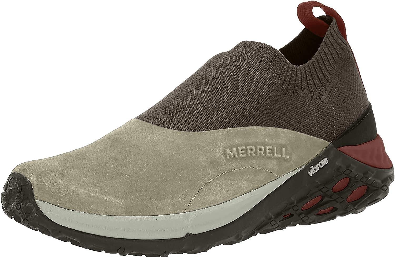 Merrell Jungle Moc XX, Sneaker Infilare Uomo Beige Boulder