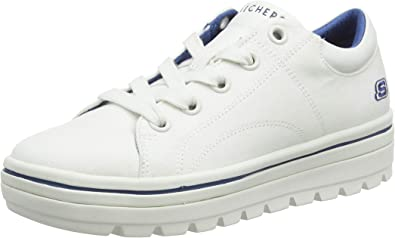 Oferta amazon: Skechers Street Cleat-Bring It Back, Zapatillas Mujer Talla 36.5 EU