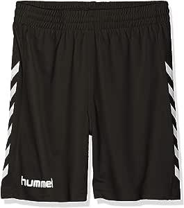 Hummel Joven Sport Pantalón Corto – Core Poly Pantalones Cortos ...