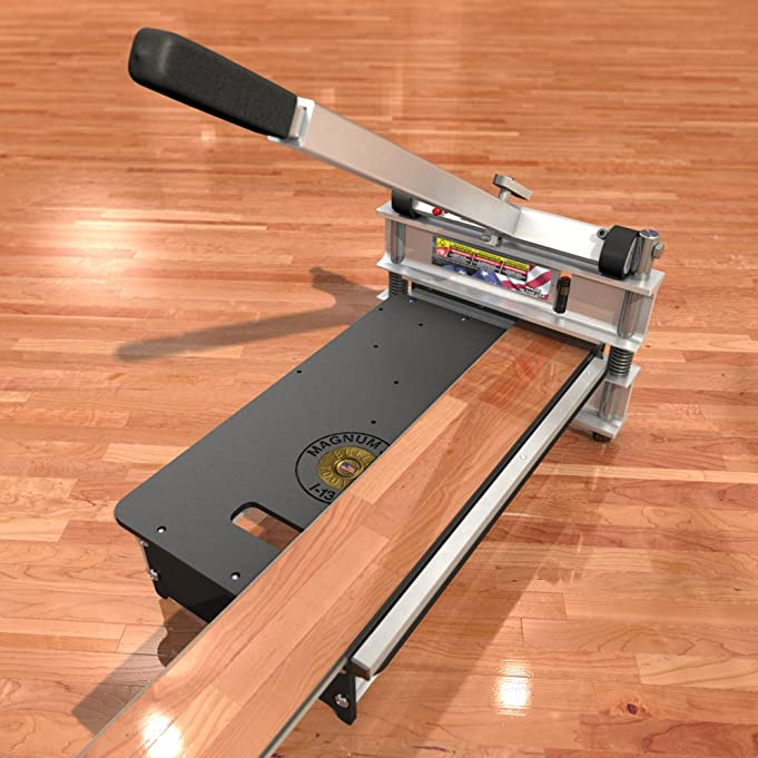 Laminate Flooring Tool Part - 31: Bullet Tools 13-inch MAGNUM Laminate Flooring Cutter For Pergo, Wood And  More - Tile Cutters - Amazon.com