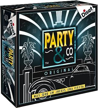 Diset - Party & Co Original, (ref. 10044): Amazon.es: Juguetes y juegos