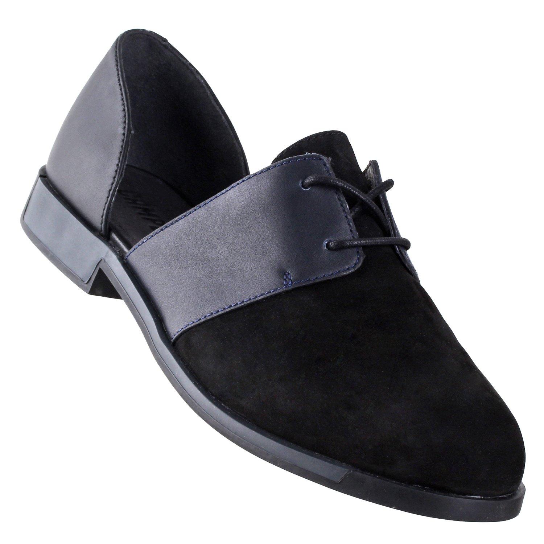 Camper TWS Pump Shoes Black 10 B(M) US