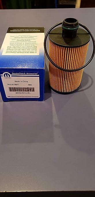 Ram 3 0 Liter Eco Diesel Oil Filters