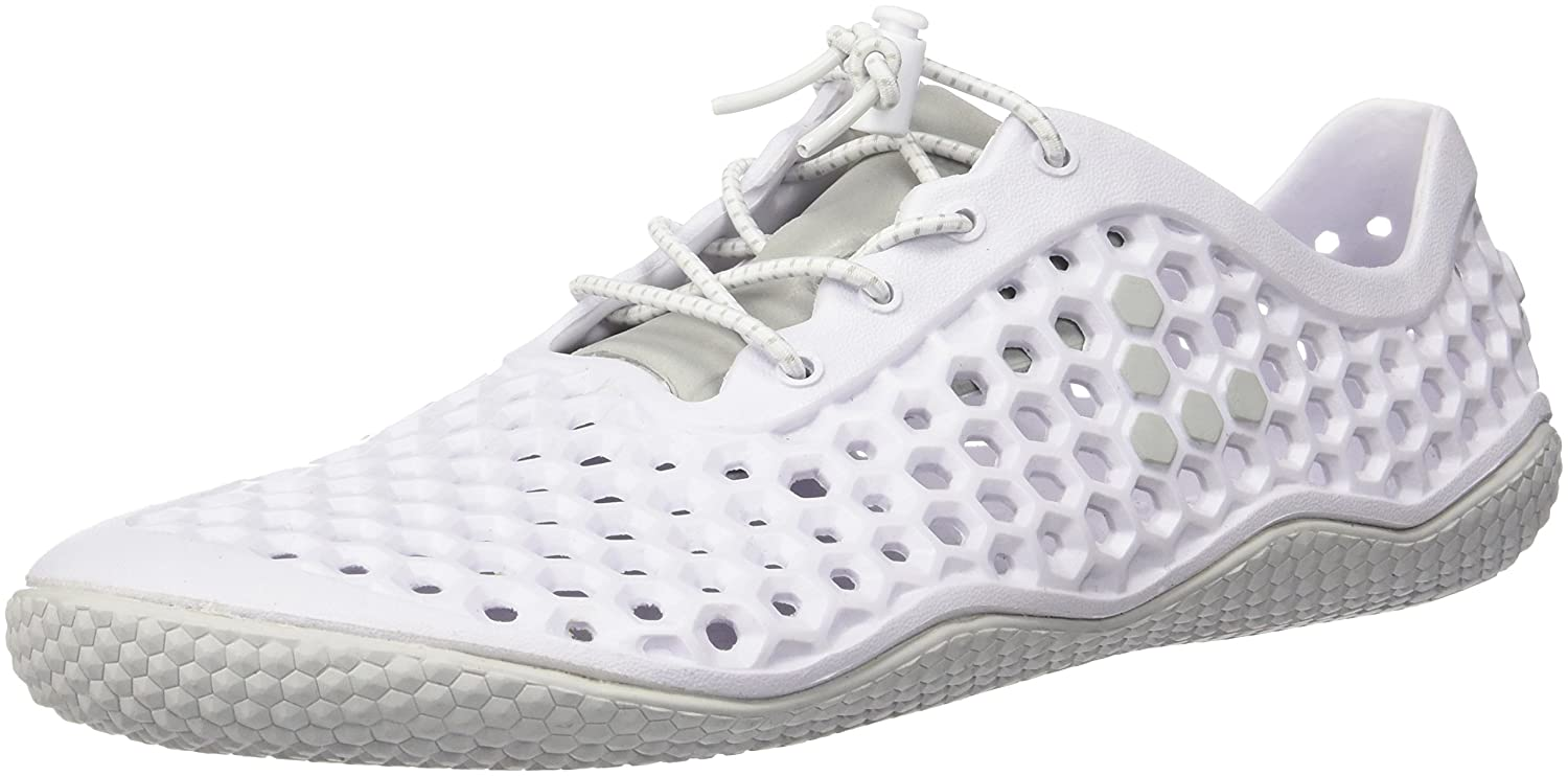 Vivobarefoot Women's Ultra 3 Watersports Walking-Shoes B01N4R0F4J 39 D EU (8 US)|White