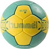 Hummel Elite Adult Handball Yellow / Black Jaune/noir - Neon Yellow/Neon Dark Green