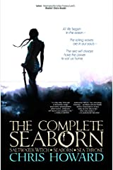 The Complete Seaborn (Saltwater Witch - Seaborn - Sea Throne) Kindle Edition