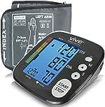 Vive Precision Blood Pressure Machine - Heart Rate Monitor - Automatic