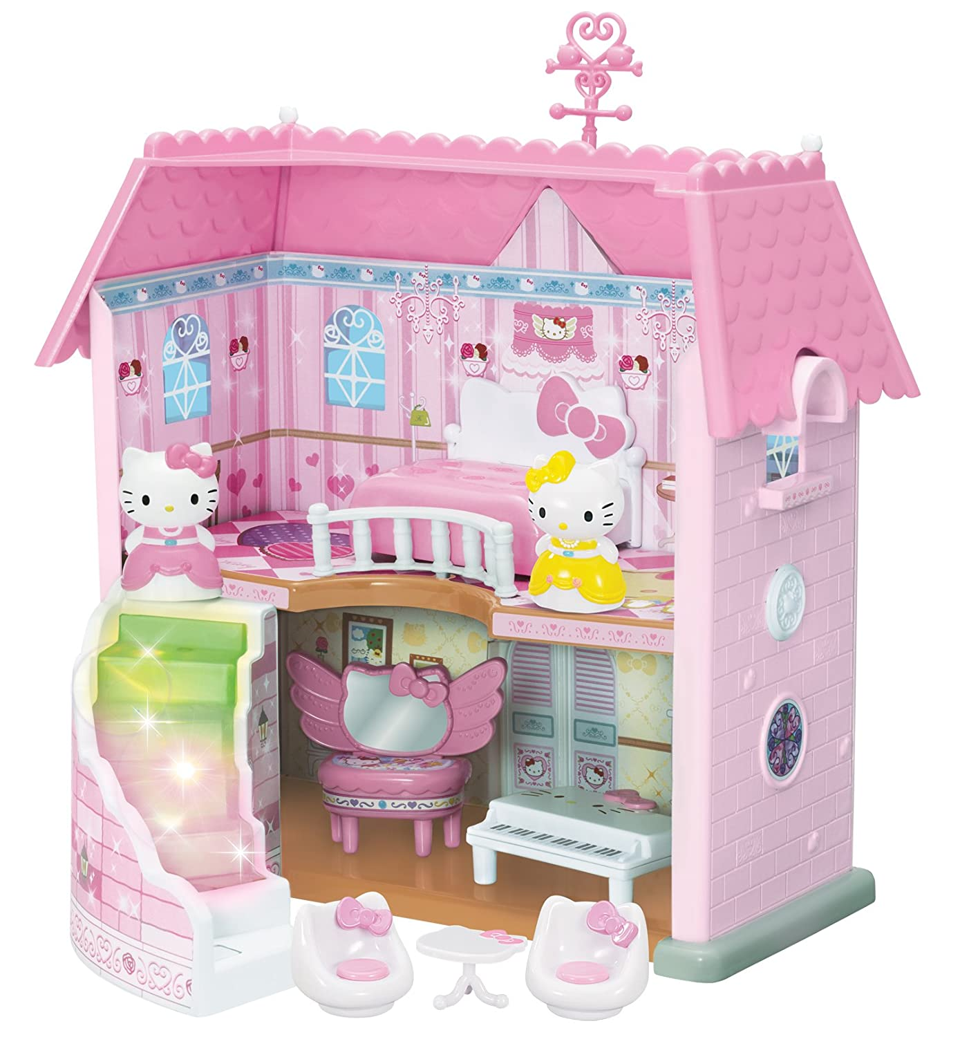 Hello Kitty – Haus der Prinzessin