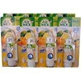 Air Wick Freshmatic Compact Automatic Spray Refill Sparkling Citrus (8 Pieces)