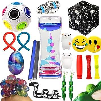 Amazon.com: El kit de juguetes sensoriales de última ...