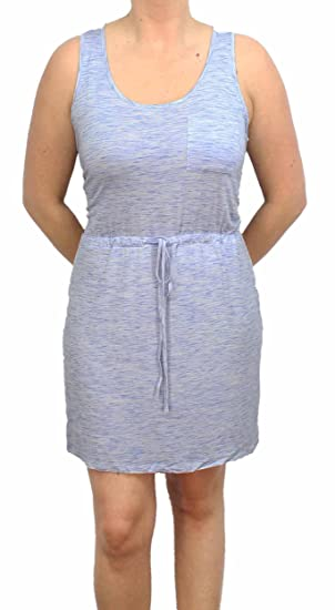 80004f3bb85e Olive & Oak Womens Sleeveless Jersey Knit Tank Dress at Amazon Women's  Clothing store: