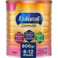 Enfamil Premium Complete 2 - Leche Infantil De Continuación Para Lactantes Bebés De 6 A 12 Meses - 800 g