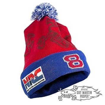 701494d1501 Guy Martin Limited Edition  Nigel Racing Corporation  Head Gasket Bobble Hat