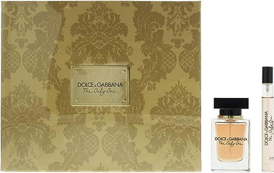 Dolce & Gabbana, Set de fragancias para mujeres - 2 Piezas: Amazon.es: Belleza