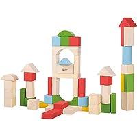 Classic World Ahşap 50 Parça Bloklar Zeka Oyuncağı