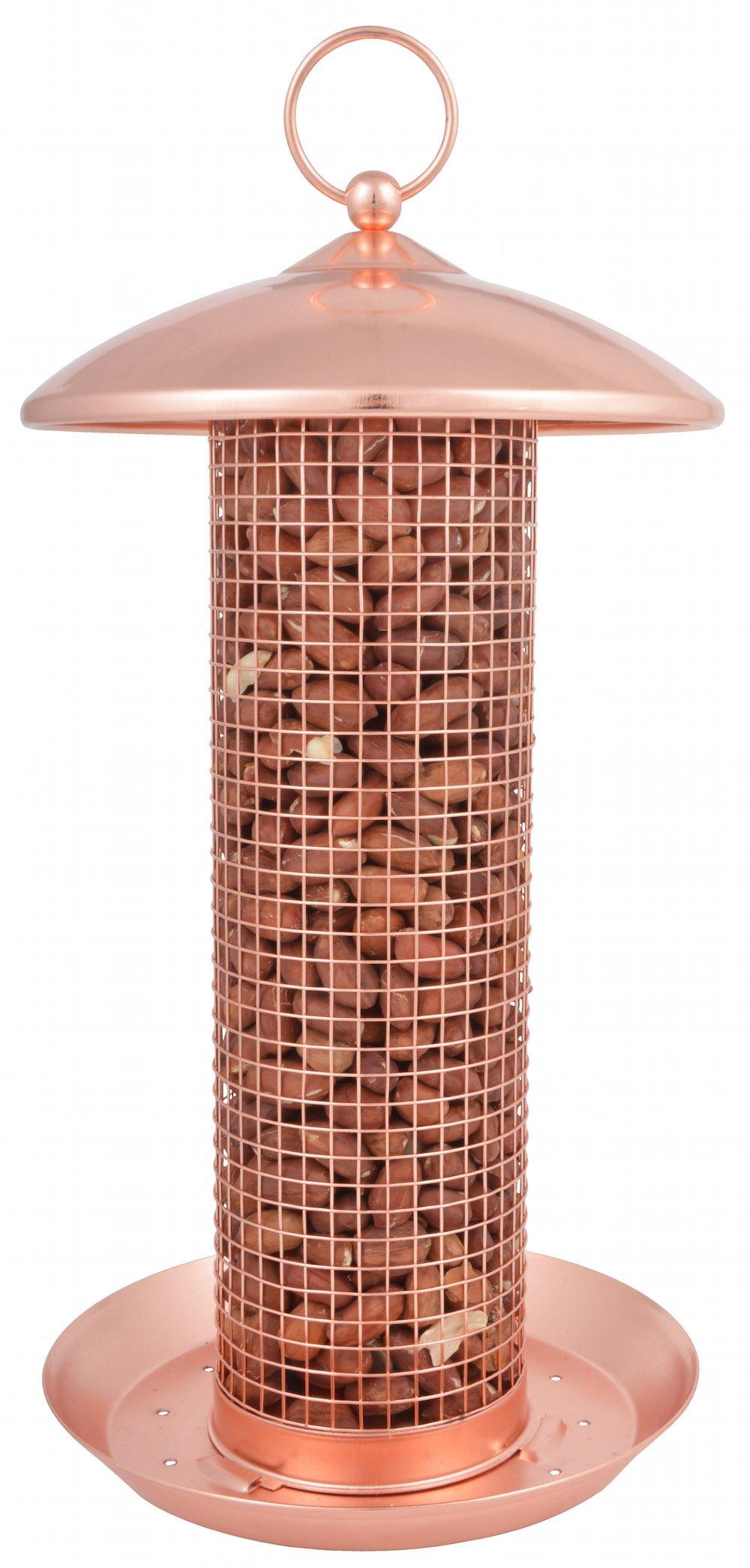 Esschert Design FB379 Copper Nut Feeder by Esschert Design