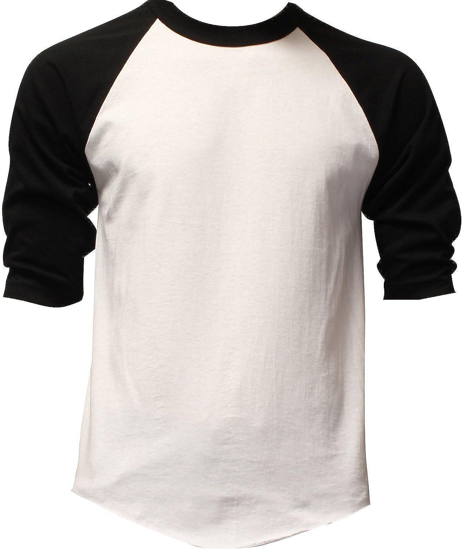 3/4 plain t shirt
