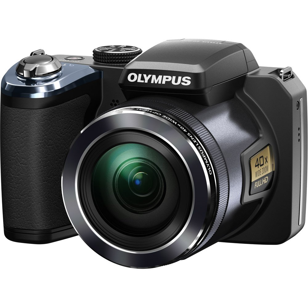 amazoncom olympus sp 820uz ihs digital camera black old model point and shoot digital cameras camera photo - Olympus Digital Camera