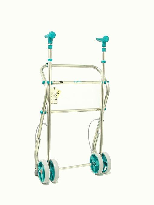 Forta fabricaciones - Andador para ancianos FORTA AIR - Esmeralda