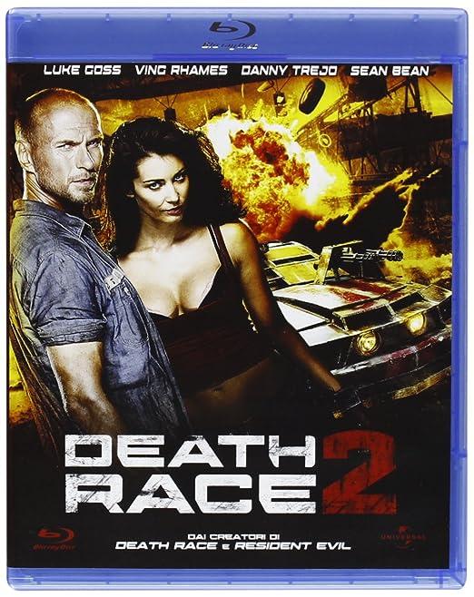 Death Race Trilogy (3 Blu-Ray) [Italia] [Blu-ray]: Amazon.es: Joan Allen, Sean Bean, Tyrese Gibson, Luke Goss, Paul Haslinger, Ian Mcshane, Trevor Morris, ...