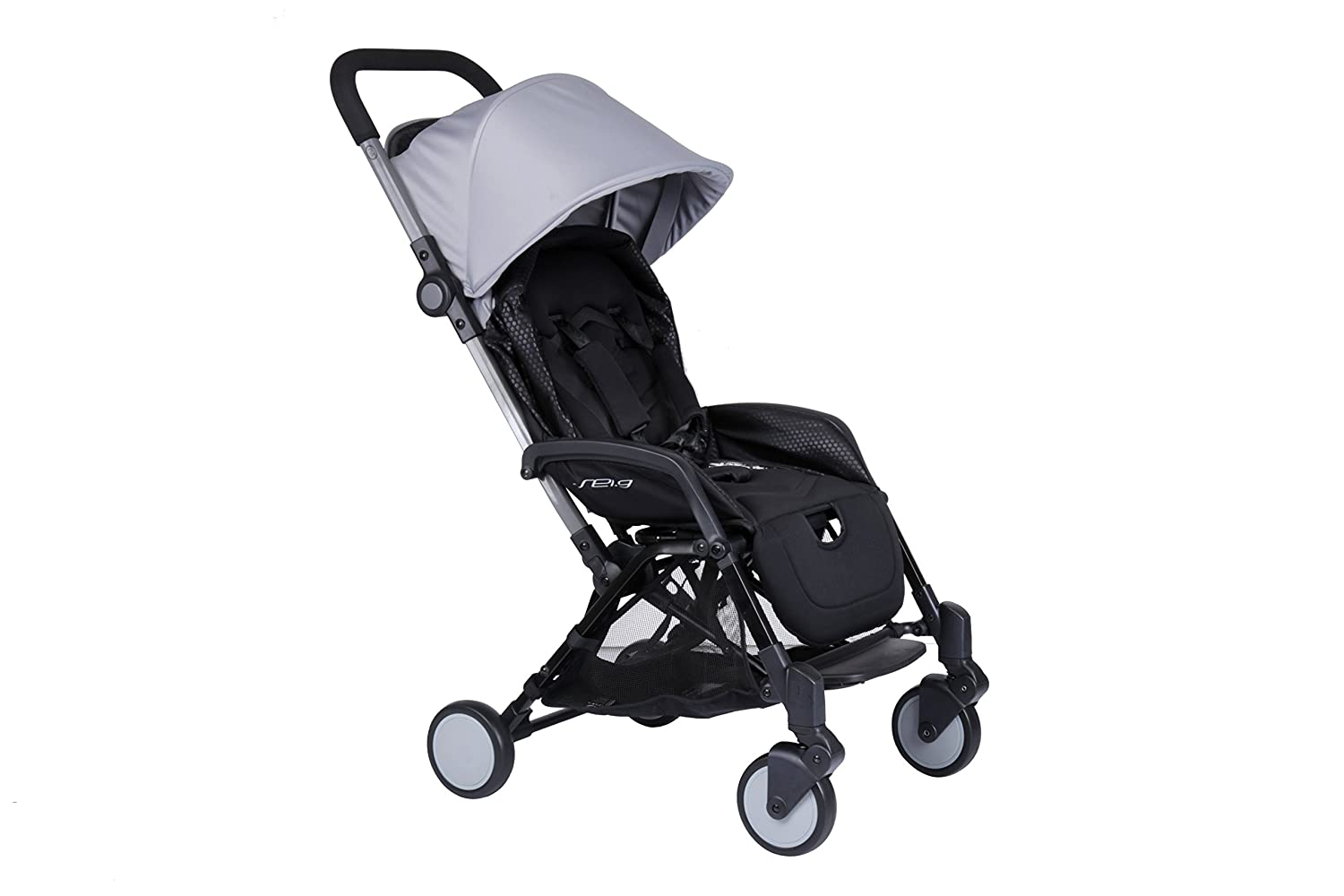Amazon.com : Pali Sei.9 Compact Travel Stroller Classic New York Black : Baby