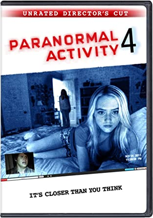 paranormal 4 activity streaming