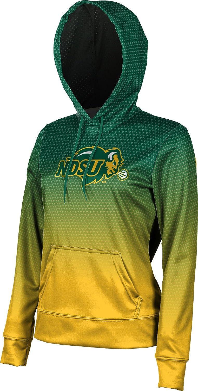 School Spirit Sweatshirt North Dakota State University Girls Pullover Hoodie Zoom