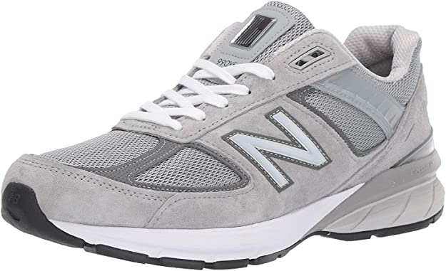 New Balance Men's Made in US 990 V5 Sneaker review