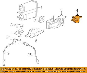 GM OEM-Vapor Canister Purge Solenoid 12571136