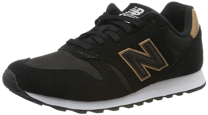 New Balance 373 Core Sneakers Herren Schwarz