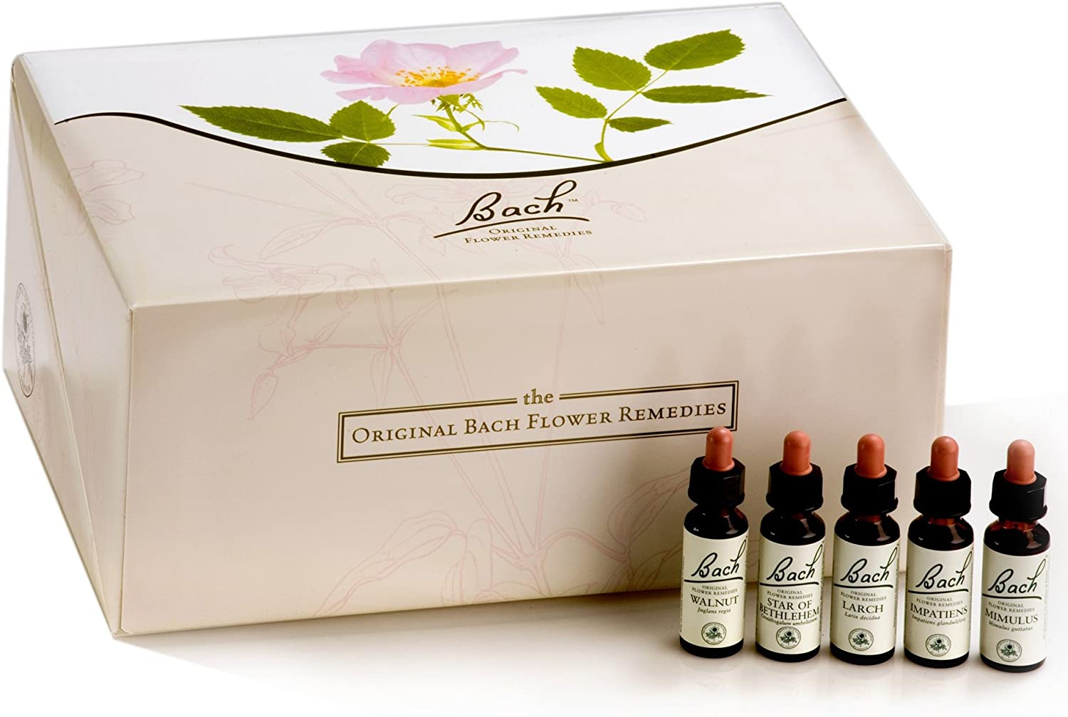 Bach Flower Essences Remedy Gift Set 3 x 10ml