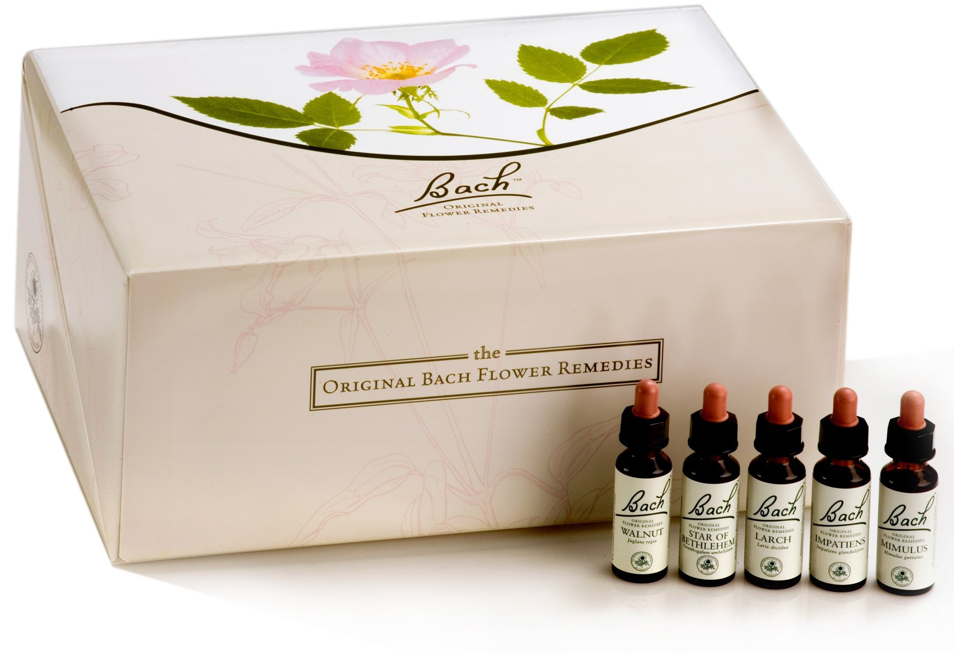 Bach Original Flower Remedies Set Box (40x10ml)