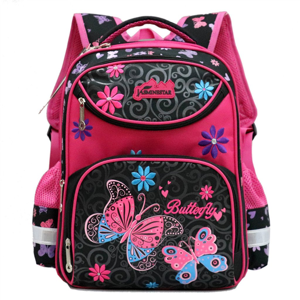 Backpack for Primary School Boys,Kids School Bags for Boys Teen Backpacks Waterproof Childrens Rucksacks, Personalised Patten Shoulder Bag for Travel Hiking (Ideal for 1-6 Grade) - Football