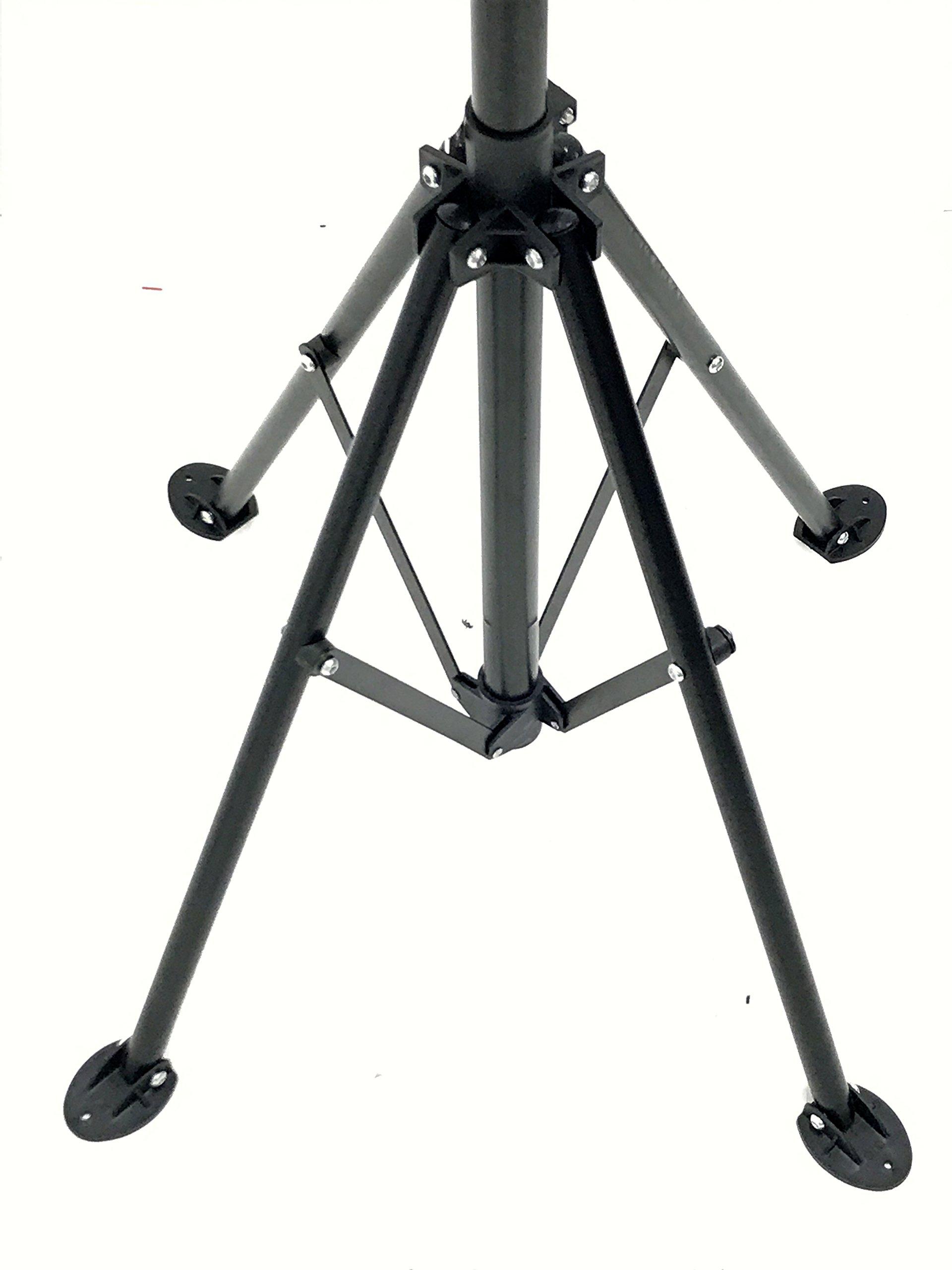MaxxHaul 80725 Bike Repair Stand/Display with Adjustable Height & 360 Deg. Rotating Head Clamp by MaxxHaul (Image #4)