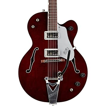 GRETSCH G6119 – 1962ht Chet Atkins Tennessee rosa – Guitarra eléctrica, color rojo