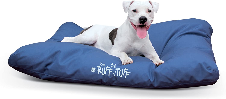 Amazon Com K H Pet Products K 9 Ruff N Tuff Pet Bed Large Navy Blue 36 X 48 Pet Supplies