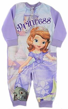 a229fada57 Amazon.com  Princess Sofia and Cover Size 4-5 Magic Castle Fleece ...