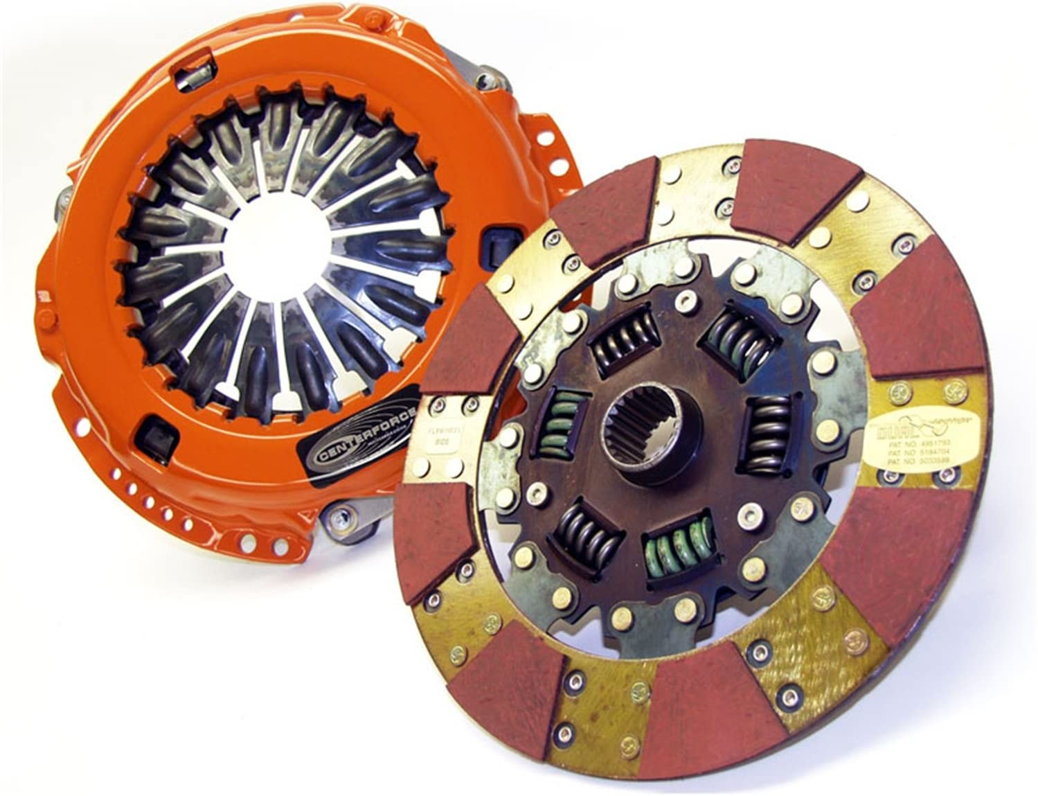 Centerforce DF905018 Dual Friction Clutch Pressure Plate and Disc