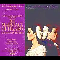 OPD 7018 Mozart-Le Nozze di Figaro: Italian-English Libretto (Opera d'Oro Grand Tier) book cover