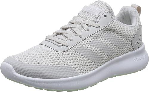 adidas CF Element Race W, Chaussures de Running Femme, Gris