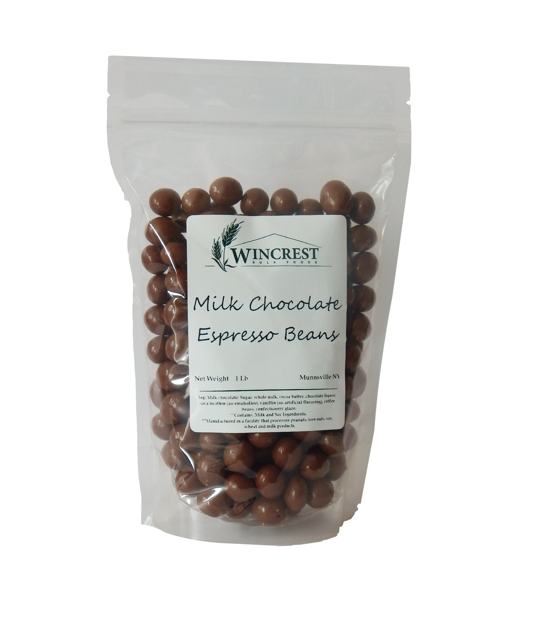 Amazon Com Dark Chocolate Covered Espresso Beans 1