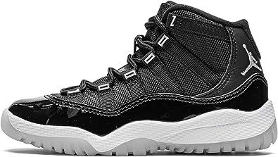 Nike Air Jordan 11 XI Retro Jubilee Preschool PS Baby Kids Shoes 378039-011 US PS Size
