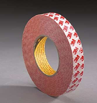 Discount 4 Quantity 3mm Double Sided Tape 50 Metres High Quality British Made