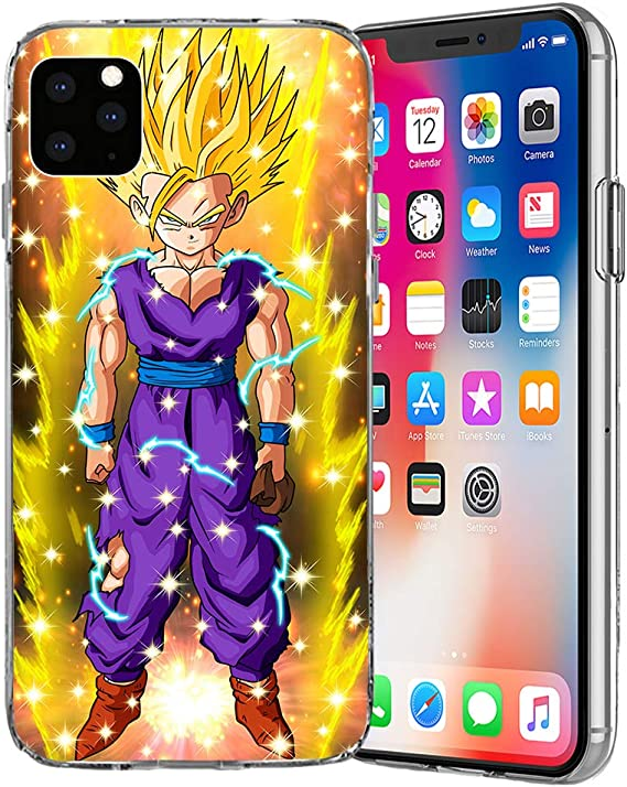 USA Seller Apple iPhone  5C  Anime Phone case DBZ Dragon Ball Z Gohan