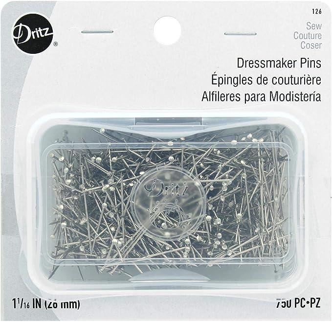 26mm Hardened and Tempered Steel Dressmaker Pins JTL53