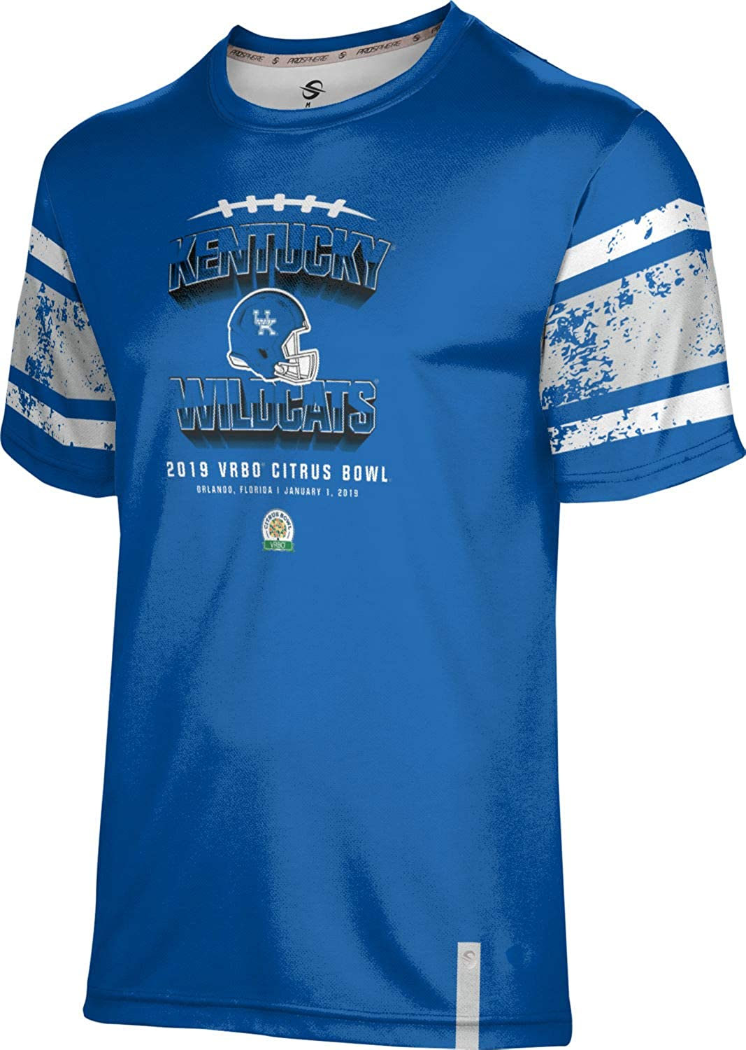 ProSphere University of Kentucky Boys Performance T-Shirt End Zone