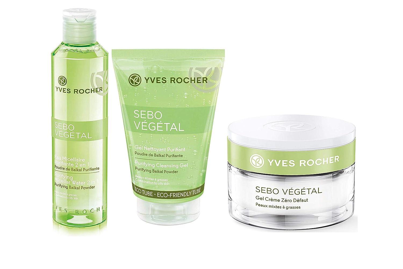 Yves Rocher Sebo Cuidado De La Piel Vegetal Beauty