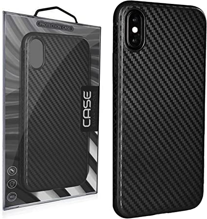 cover carbonio iphone x