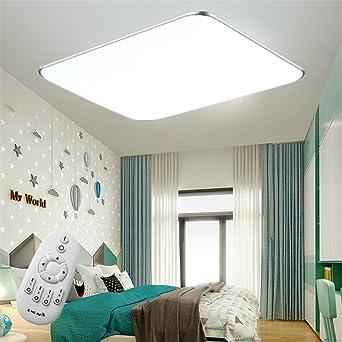 MCTECH 96W LED Deckenleuchte Ultraslim Modern Deckenlampe Flur Wohnzimmer Lampe Schlafzimmer Kche Energie Sparen Licht Wandleuchte