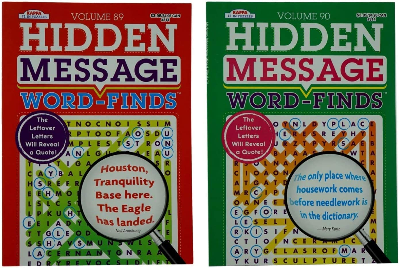 KAPPA TAKE ALONG LARGE PRINT WORD SEARCH WORD FINDS FUN PUZZLE BOOK VOLUME 90